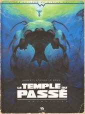 Le temple du passé -1- Entrailles