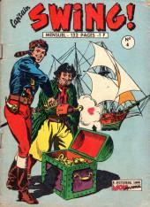 Capt'ain Swing! (1re série) -4- Le grand cacique