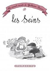 Les carnets secrets de Guillaume Bianco -1- Les Seins