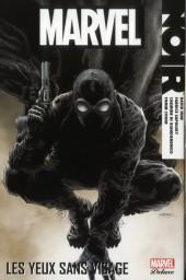Marvel Noir -1- Les Yeux sans visage