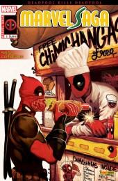 Marvel Saga (2e série) -2- Deadpool massacre Deadpool