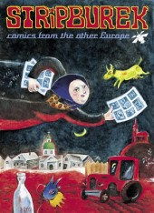 Stripburek (2011) - Comics from the other europe