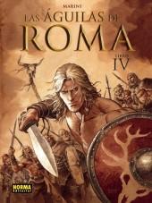 Águilas De Roma (Las) -4- Libro IV