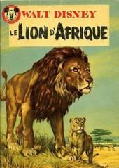 Votre série Mickey (2e série) - Albums Filmés ODEJ -2- Le lion d'Afrique