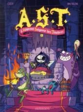 A.S.T. - L'Apprenti Seigneur des Ténèbres -1- Aucun