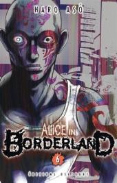Alice in borderland -6- Tome 6