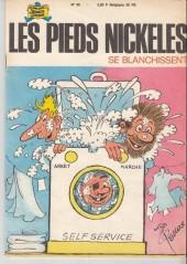 Les pieds Nickelés (3e série) (1946-1988) -65a- Les Pieds Nickelés se blanchissent