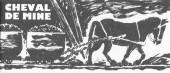 Mini-récits et stripbooks Spirou -MR3975- Cheval de mine