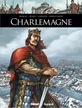 Ils ont fait l'Histoire -3- Charlemagne