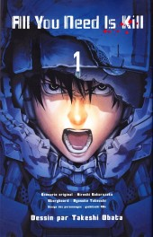 All You Need Is Kill -1- Tome 1