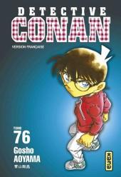 Detective Conan -76- Tome 76