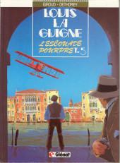 Louis la Guigne -5- L'escouade pourpre