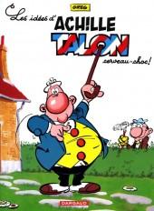 Achille Talon -1d00- Les idées d'Achille Talon cerveau-choc !
