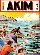 Akim (1re série) -679- Le requin noir