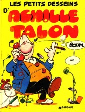 Achille Talon -9b77- Les petits desseins d'Achille Talon