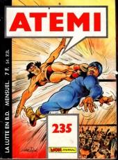Atémi -235- Puma noir