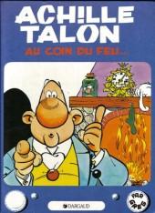 Achille Talon -12b84- Achille Talon au coin du feu...