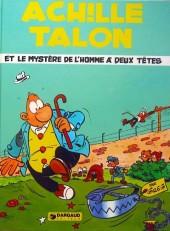 Achille Talon -14a81- Achille Talon et le mystère de l'homme à deux têtes