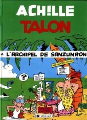 Achille Talon -37a89- Achille Talon et l'archipel de Sanzunron
