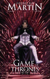 A Game of Thrones - Le Trône de fer -4- Volume IV