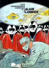 Alain Landier (Les extraordinaires aventures d') -1- Tome 1
