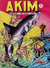 Akim (1re série) -215- L'Île des Méduses