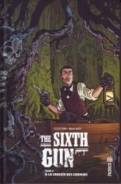 Sixth Gun (The) -2- À la croisée des chemins