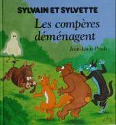 Sylvain et Sylvette (Album pour les tout-petits - Le Lombard) -11- Les compères déménagent