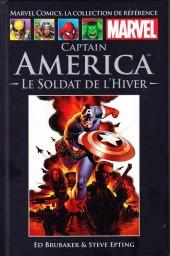 Marvel Comics - La collection (Hachette) -1041- Captain America - Le Soldat de l'Hiver