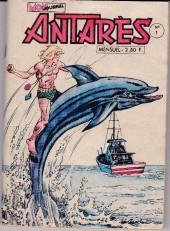 Antarès (Mon Journal) -1- Pas de pitié pour la vermine