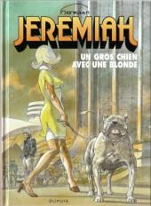 Jeremiah -33- Un gros chien avec une blonde
