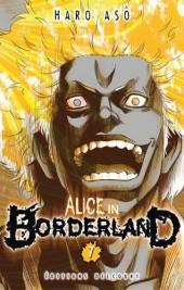 Alice in borderland -7- Tome 7