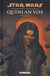 Star wars - Quinlan Vos -1- Volume 1