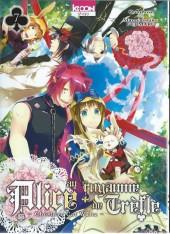 Alice au royaume de Trèfle - Cheshire Cat Waltz -7- Tome 7