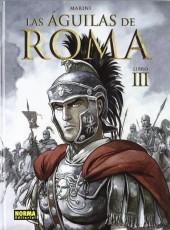 Águilas De Roma (Las) -3- Libro III