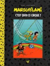 Marsupilami - La collection (Hachette) -15- C'est quoi ce cirque ?