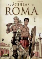 Águilas De Roma (Las) -1- Libro I