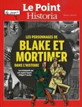 Blake et Mortimer (Divers) -15- Les Personnages de Blake et Mortimer dans l'Histoire