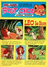 Bout d'chou -14- Léo le Lion