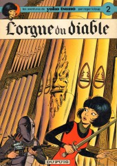 Couverture de Yoko Tsuno -2- L'orgue du diable