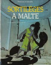 Bohémond de Saint-Gilles -2- Sortilèges à Malte