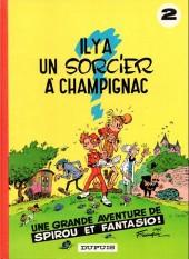 Spirou et Fantasio -2f86- Il y a un sorcier à champignac