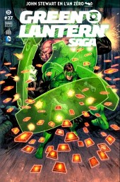 Green Lantern Saga -27- John Stewart en l'an zéro