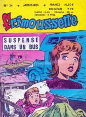 Frimoussette -24- Suspense dans un bus