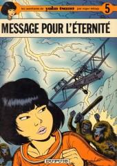 Yoko Tsuno -5- Message pour l'éternité
