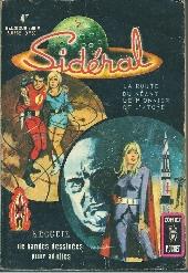 Sidéral (2e série) -REC05- Recueil N°9 et N°10