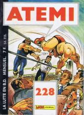 Atemi -228- Un homme traqué