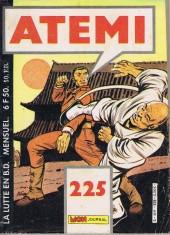 Atémi -225- le secret de l'épave