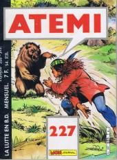 Atémi -227- Le cimetière d'Irito