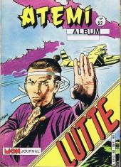 Atémi -Rec52- Album N°52 (du N° 204 au N°207)